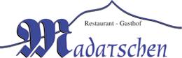 Restaurant - Gasthof - Madatschen
